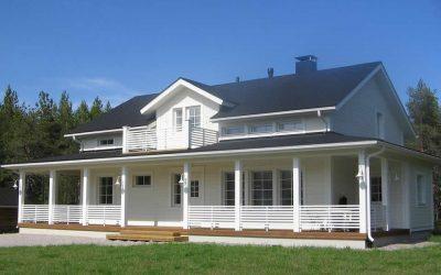 Suosituin kysymys talomyyjälle – Paljonko talon rakentaminen maksaa?