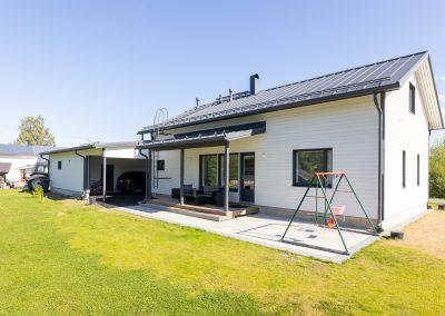 Rakennuspalvelu T&T toteuttaa ja myy upeat asunnot Oulun seudulla.